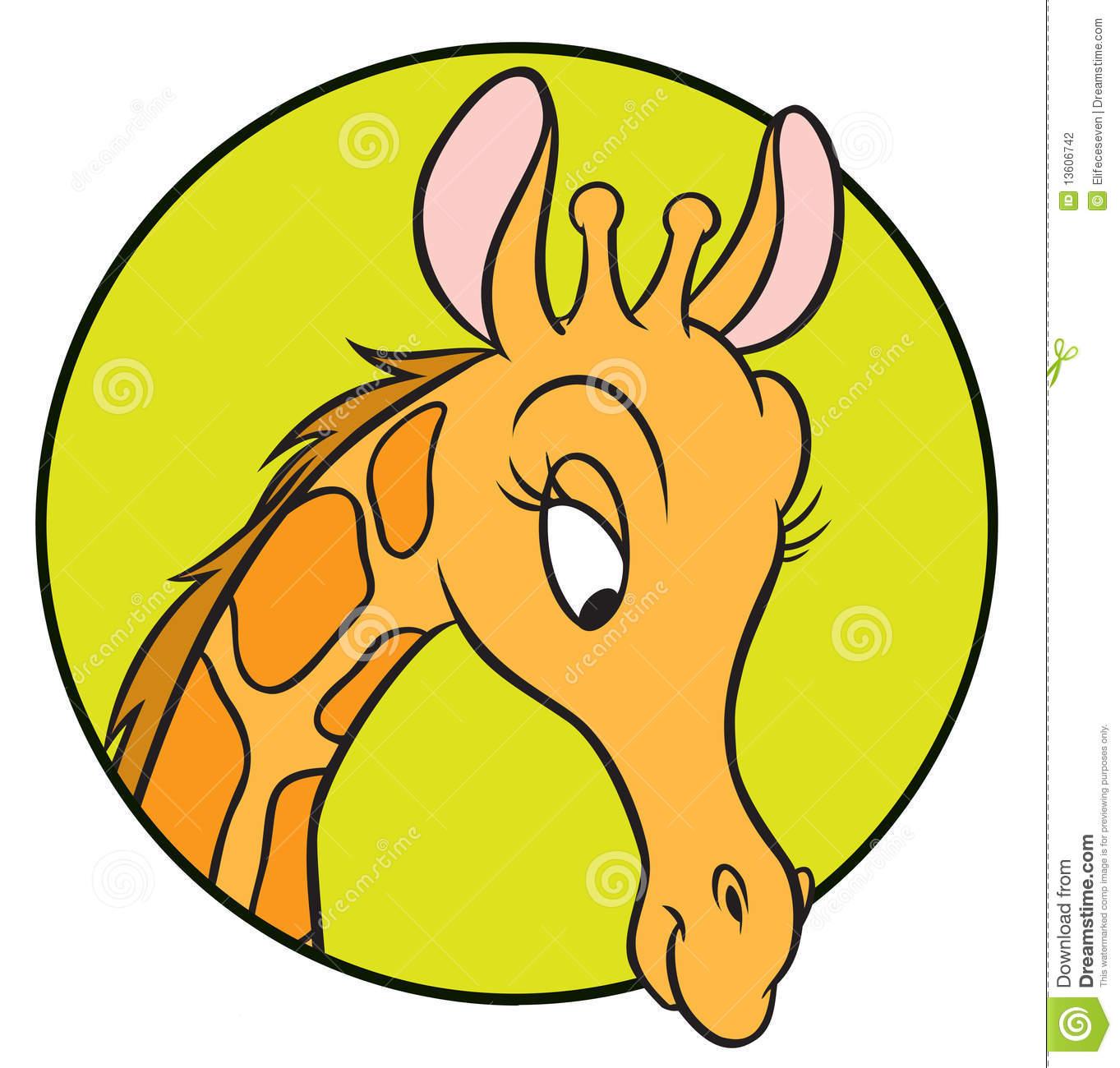 1363x1300 Giraffe Clipart Simple Cartoon