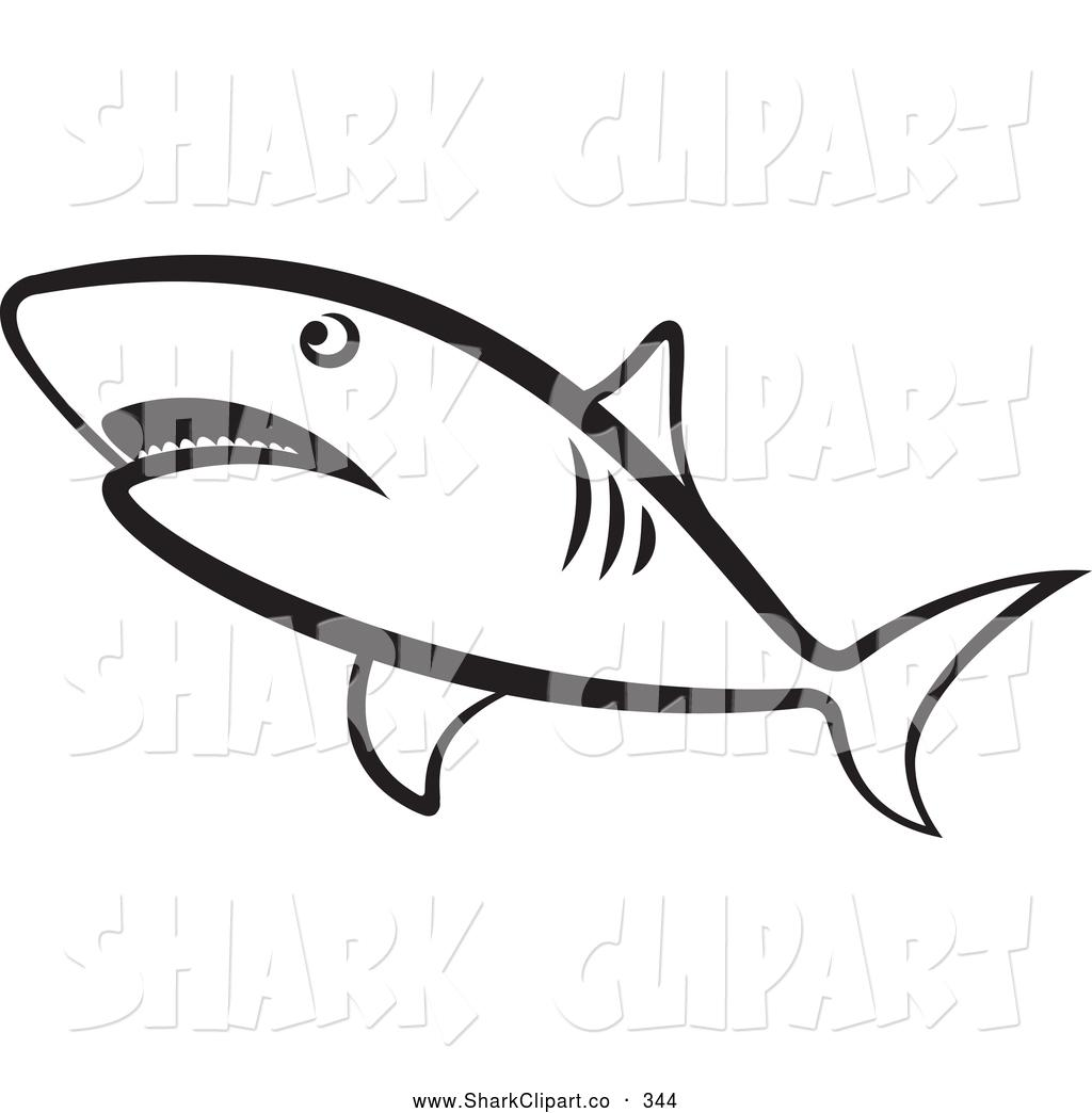 1024x1044 Sad Shark Clipart