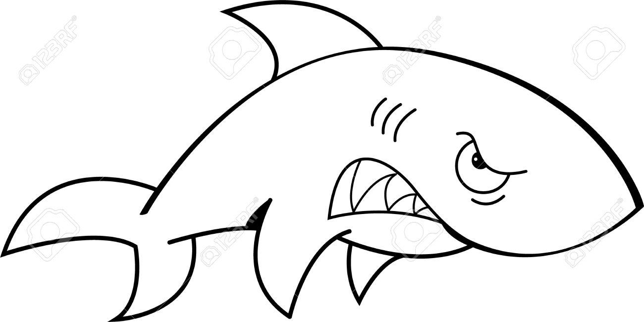 1300x650 Shark Clipart Gills