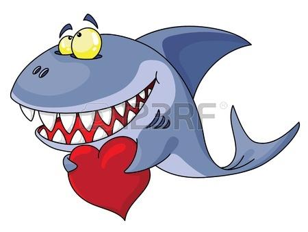 450x338 Cartoon Shark Stock Photos Amp Pictures. Royalty Free Cartoon Shark