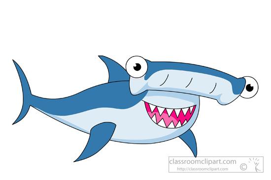 550x366 Free Shark Clipart