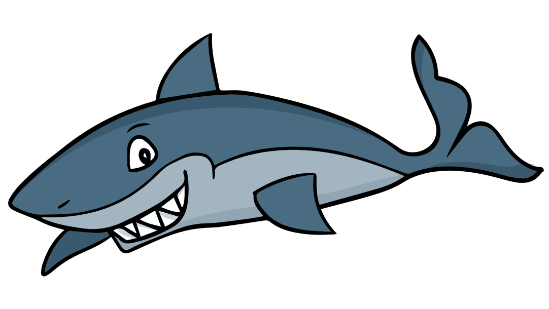 1082x610 Shark Clip Art Images Free Clipart Images