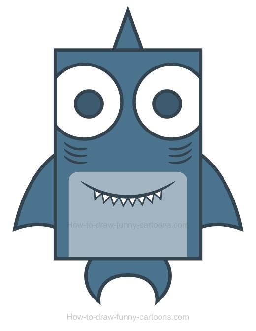 520x672 Top 90 Shark Clip Art