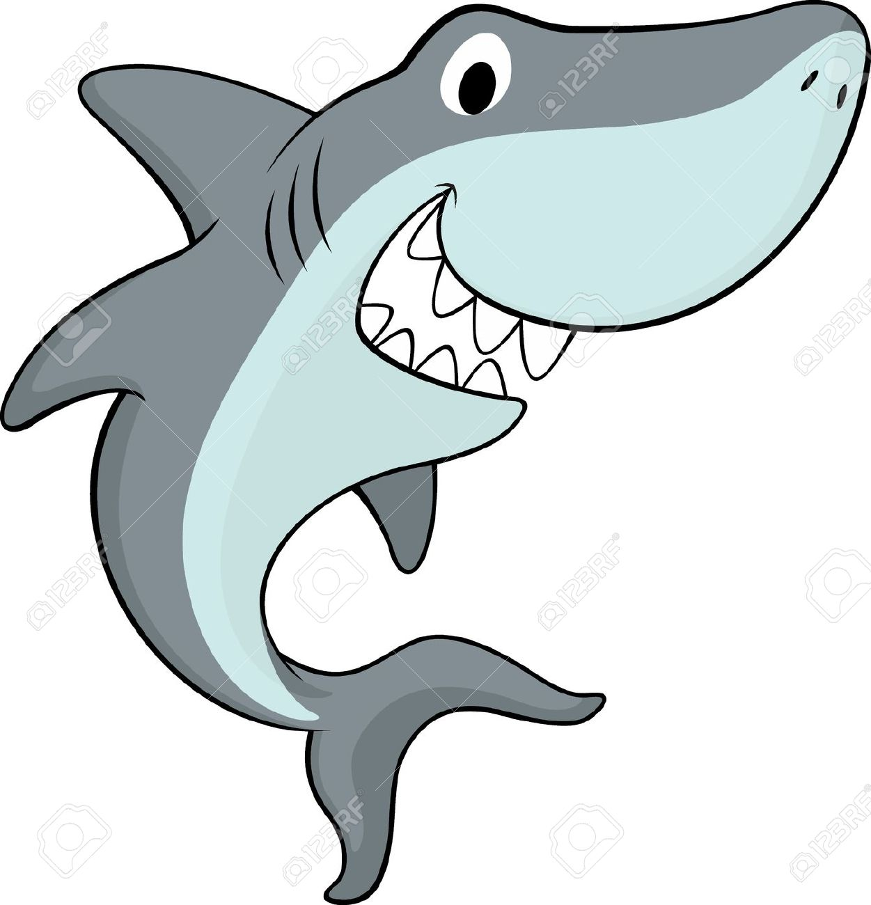 1251x1300 Cute Shark Clipart Many Interesting Cliparts