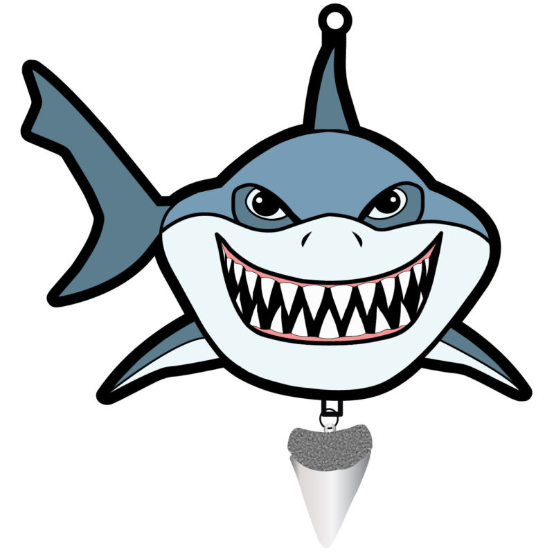 800x800 Great White Shark Clipart Shark Tooth