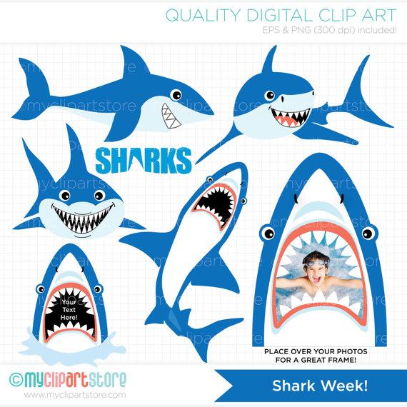 570x570 Sea Shark Clipart, Explore Pictures