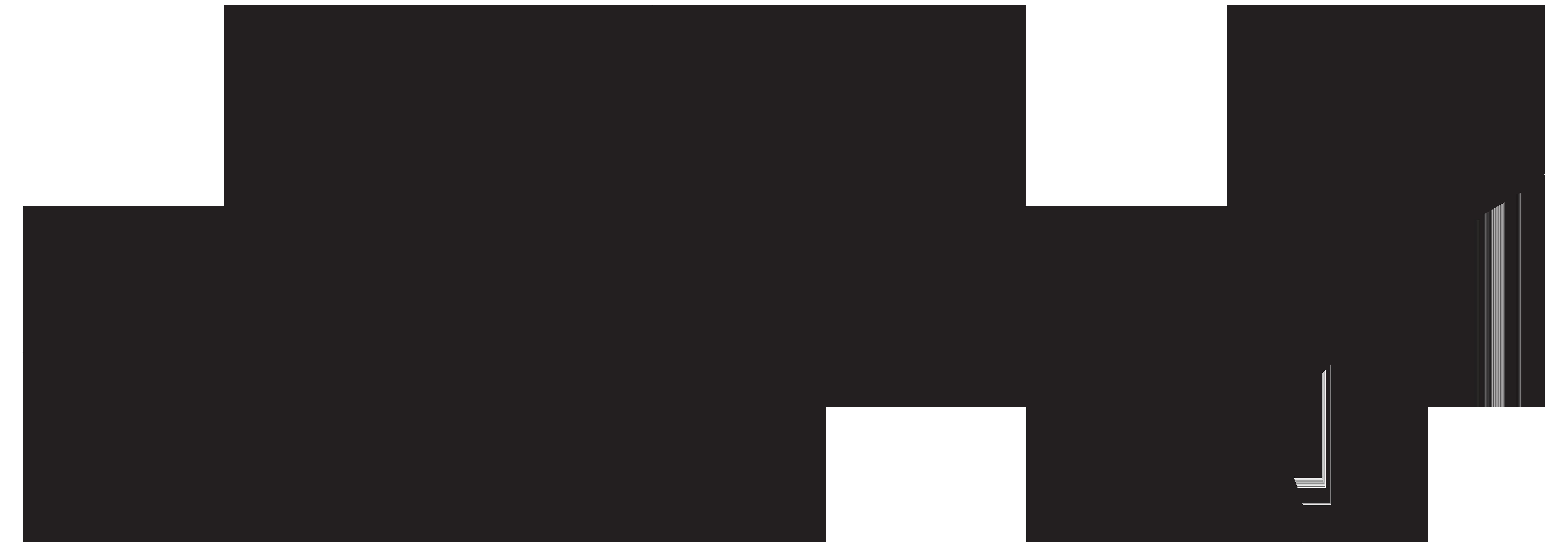8000x2808 Shark Clipart Png Transparent