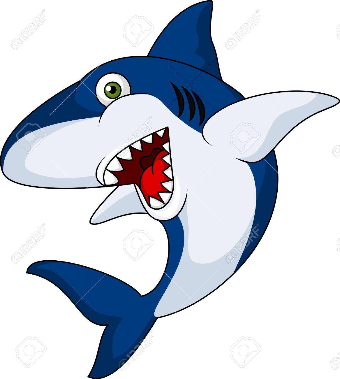 1167x1300 Smiling Shark Cartoon Royalty Free Cliparts, Vectors, And Stock
