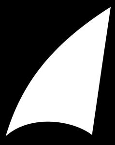 Shark Fin Clipart