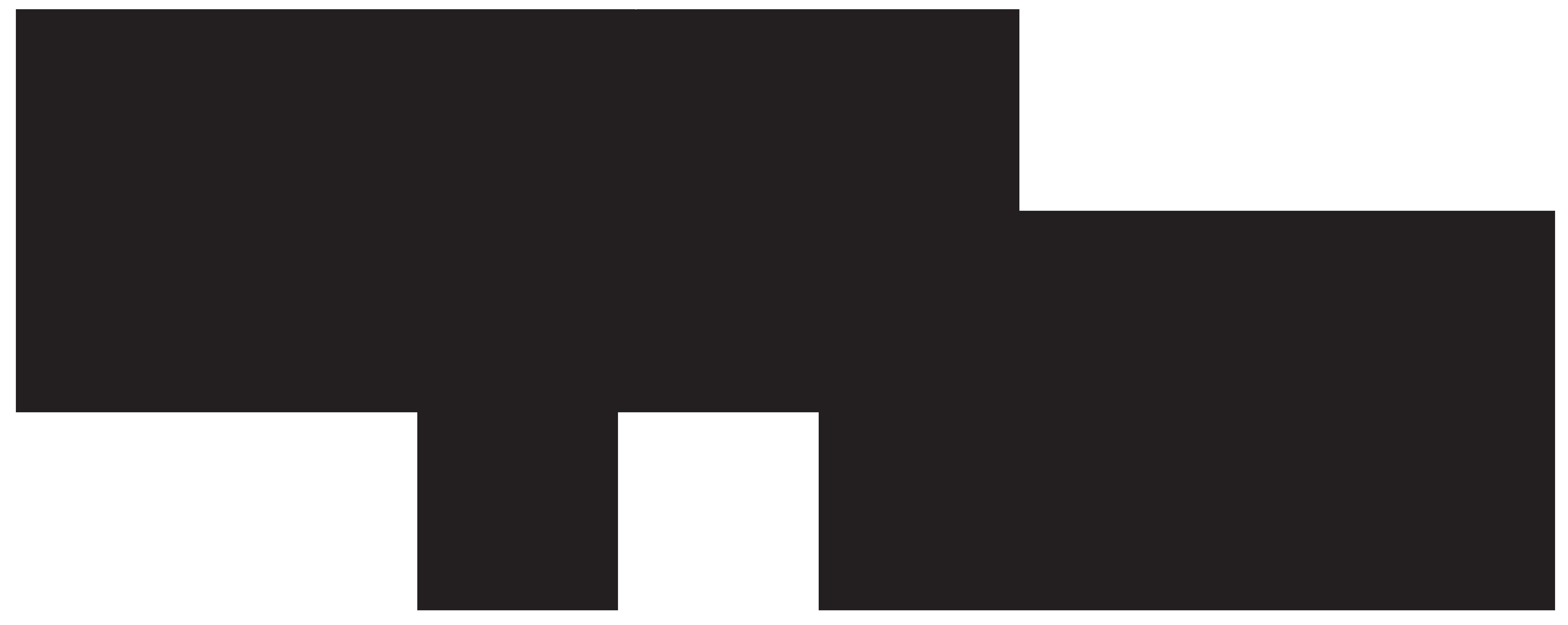 8000x3188 Hammerhead Shark Clipart Easy