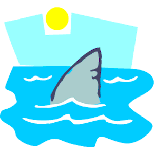 300x300 Shark Fin Clipart Cliparts Of Free Download Wmf