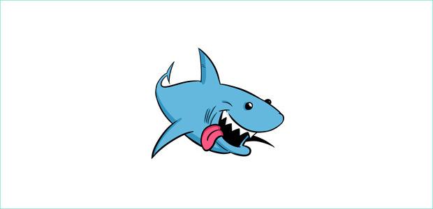 620x300 Top 88 Shark Clip Art