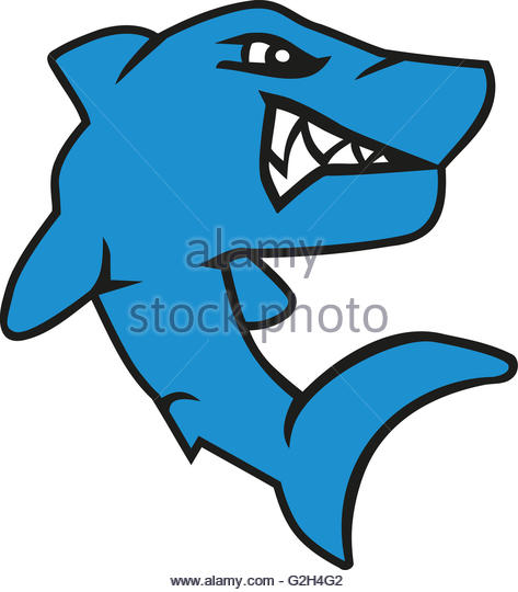 473x540 Angry Shark Cartoon Stock Photos Amp Angry Shark Cartoon Stock