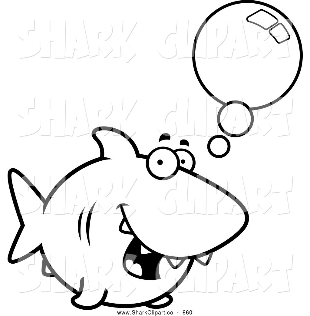 1024x1044 Shark Drawings Clip Art