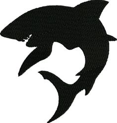 236x249 Shark Pattern. Use The Printable Outline For Crafts, Creating