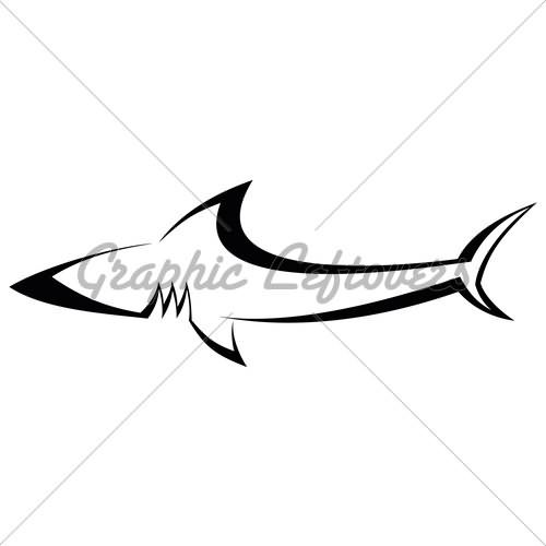 500x500 The Best Small Shark Tattoo Ideas Small Shark