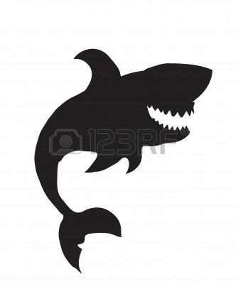 335x400 Shark Jaws Clipart
