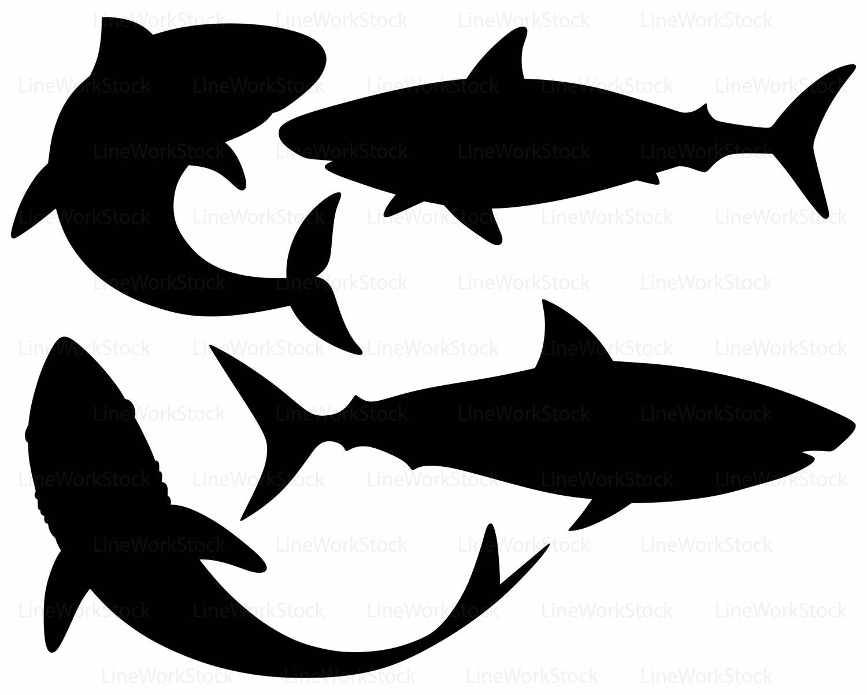 1500x1200 Shark Svg,shark Clipart,shark Svg,shark Silhouette,shark Cricut