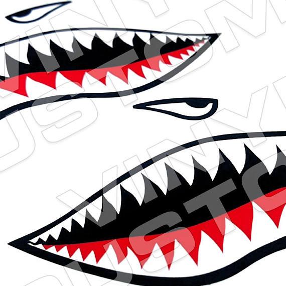 Shark Teeth Clipart Free Download Best Shark Teeth