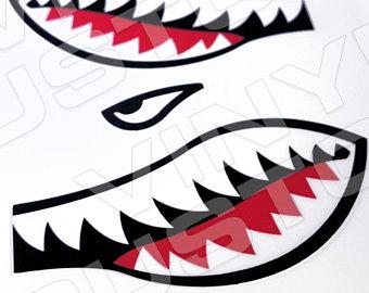 340x270 Shark Teeth Etsy
