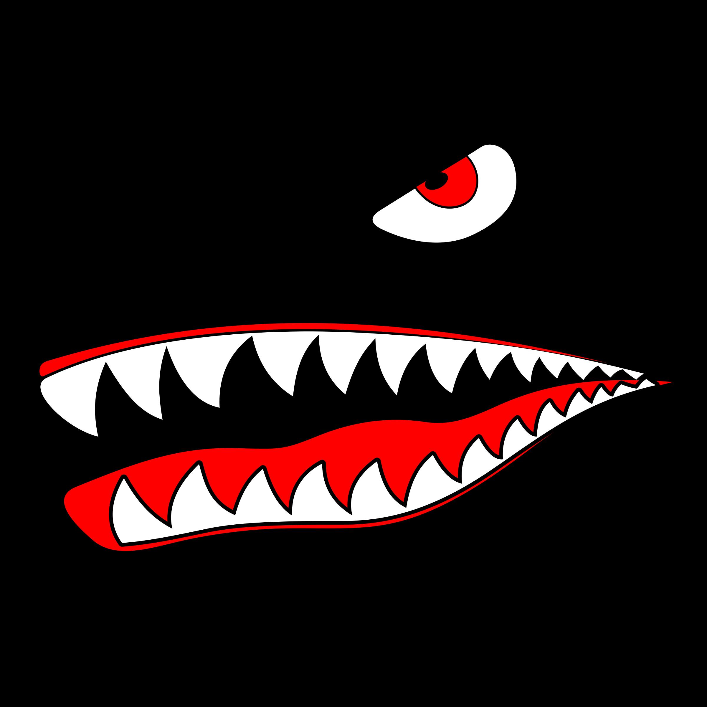 2400x2400 Teeth Clipart Graphic