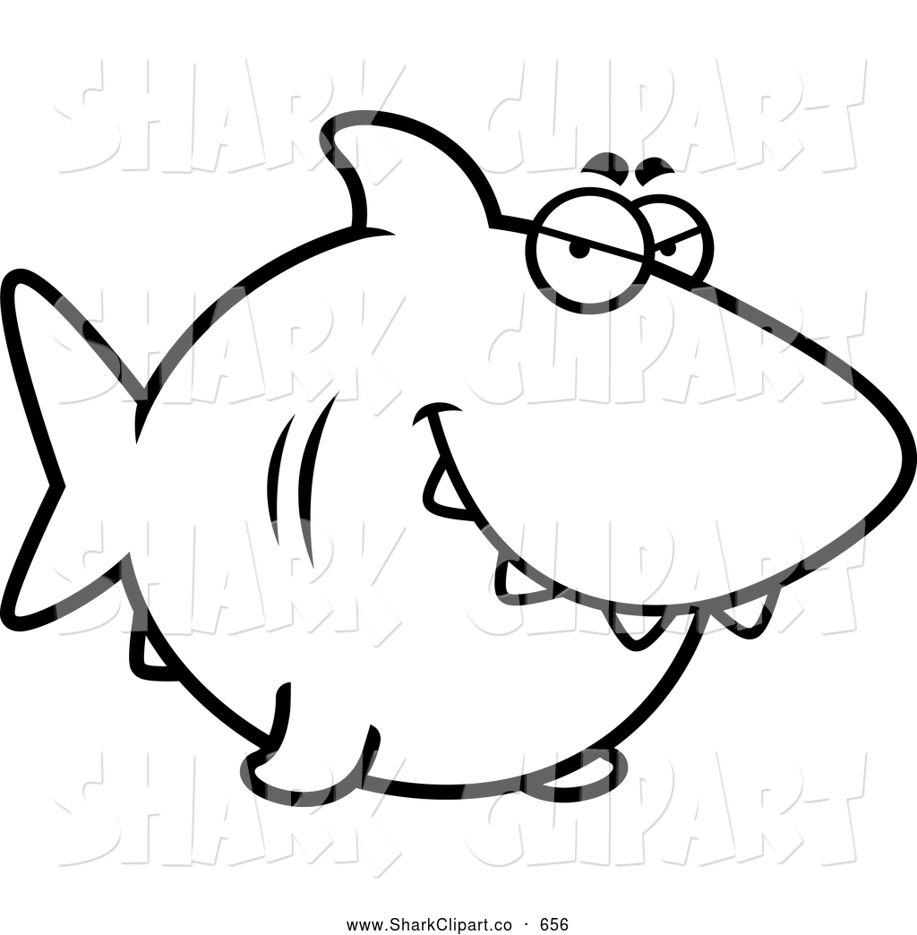 1024x1044 Friendly Shark Clipart Clipart Panda