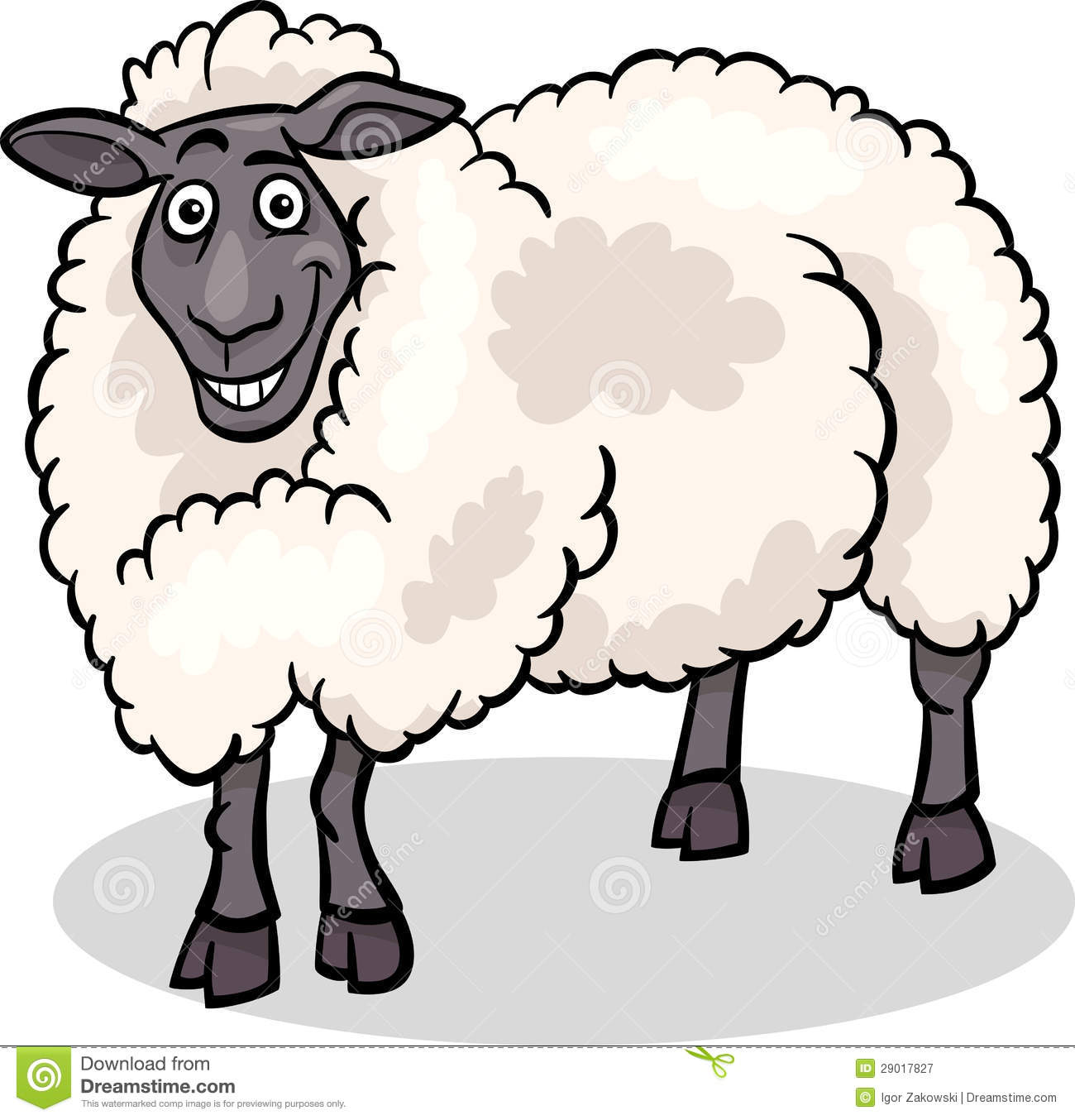 1300x1354 Lamb Clipart Barnyard Animal
