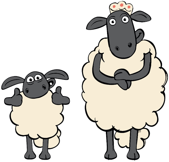 581x558 Shaun The Sheep Movie Clip Art Images