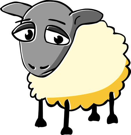 450x464 Goat Lamb Clipart, Explore Pictures