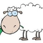 150x150 Stylish Idea Sheep Clip Art Free Vector For Download About 4