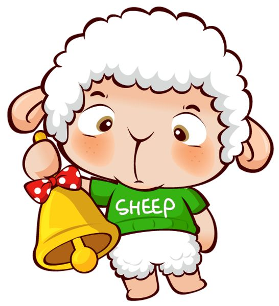 546x600 Top 74 Sheep Clipart