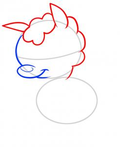 246x302 How To Draw How To Draw A Sheep For Kids