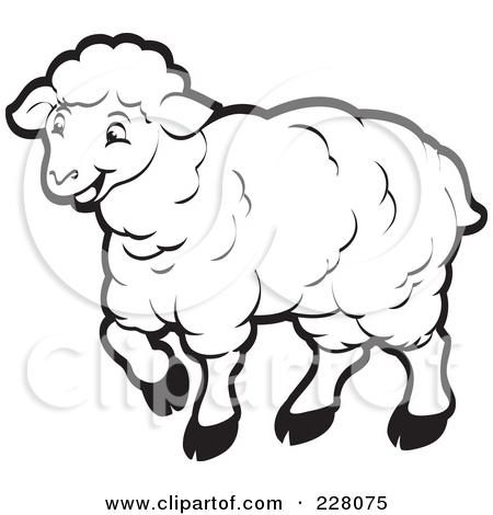 450x470 Lamb Clipart Happy
