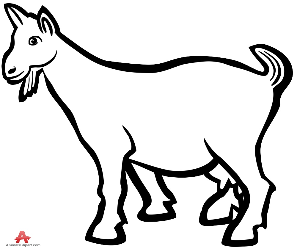 Sheep Outline | Free download on ClipArtMag