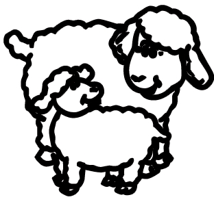 Sheeps Clipart