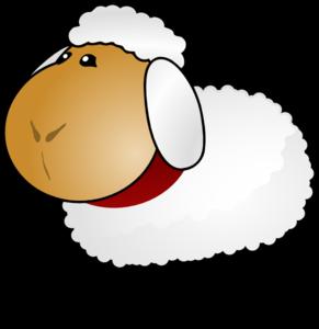 291x300 Sheep, Rotate 5 Clip Art