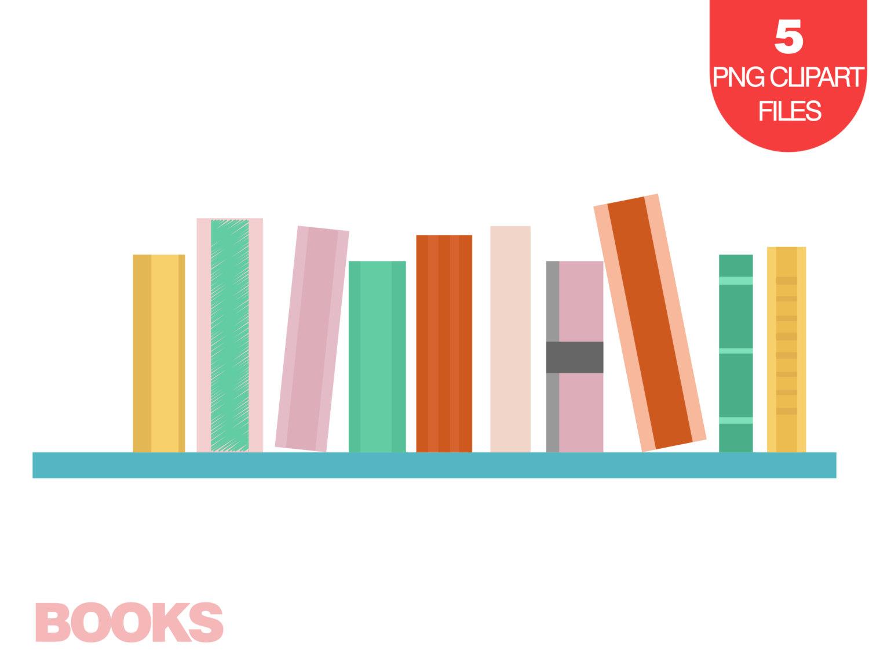 1500x1159 Books Clipart, Stack Of Books Clipart, Books On Shelf Illustration