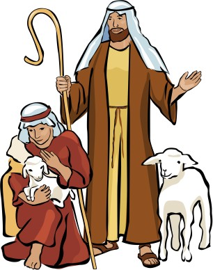 306x388 Clipart Of Shepherds