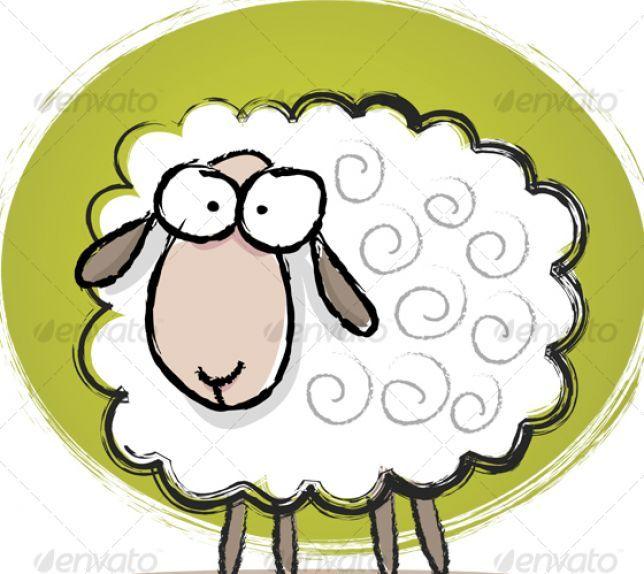 644x574 337 Best Sheep Baaaaahhhh Images Angel, Fun Things