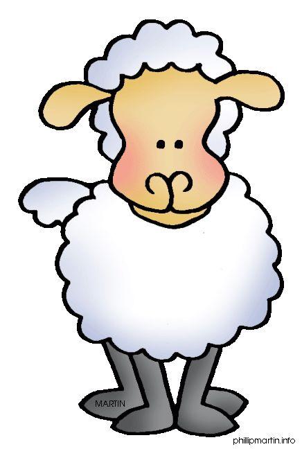436x648 Sheep Clipart Bible
