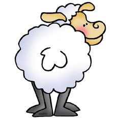 236x236 Shepherd And Sheep Clipart