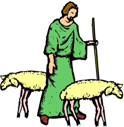 400x410 Staff Clipart Sheep