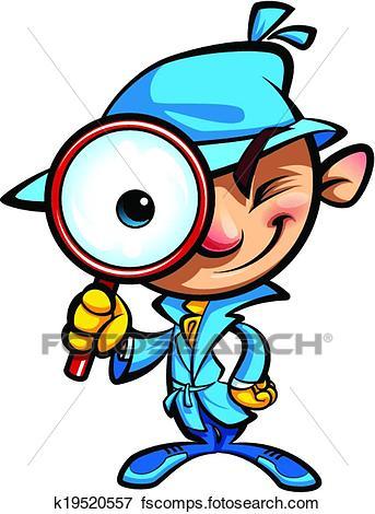 343x470 Detective Clip Art Eps Images. 13,709 Detective Clipart Vector