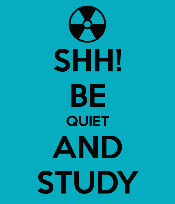 600x700 Shhh Quiet And Study Clipart
