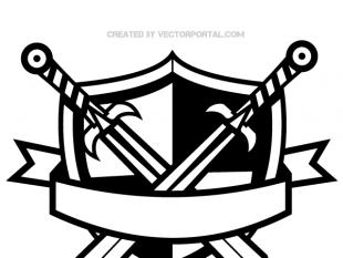 310x233 Yellow Sword Clip Art Free Vectors Ui Download
