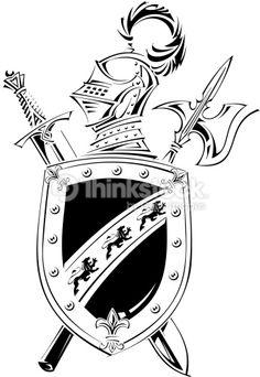 236x342 Christian Sword Cross Clipart
