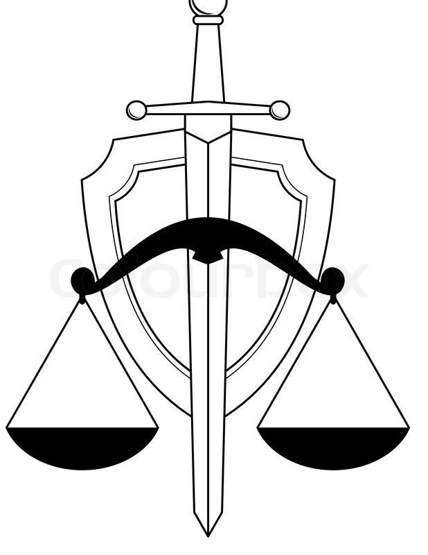 618x800 Emblem Of Justice