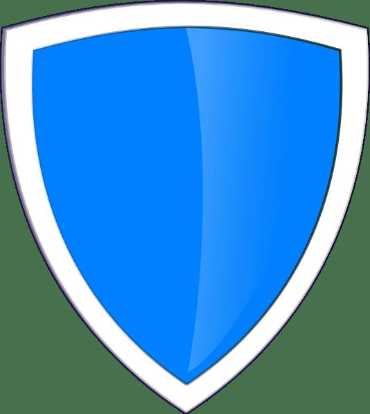 534x597 Blue Shield Clip Art Png Free Pik Psd