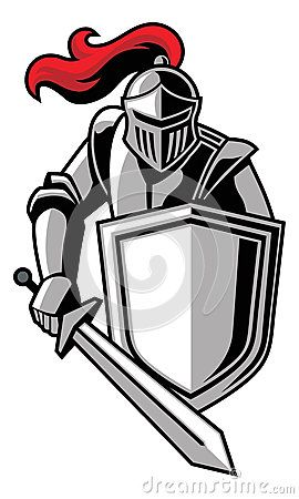 270x450 Mask Clipart Knight