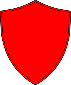 249x298 Red Shield Clip Art
